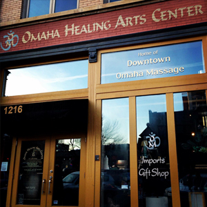 Contact Downtown Omaha Massage